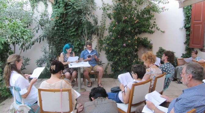 İdil Karacadağ and Erik Mortenson's Talk