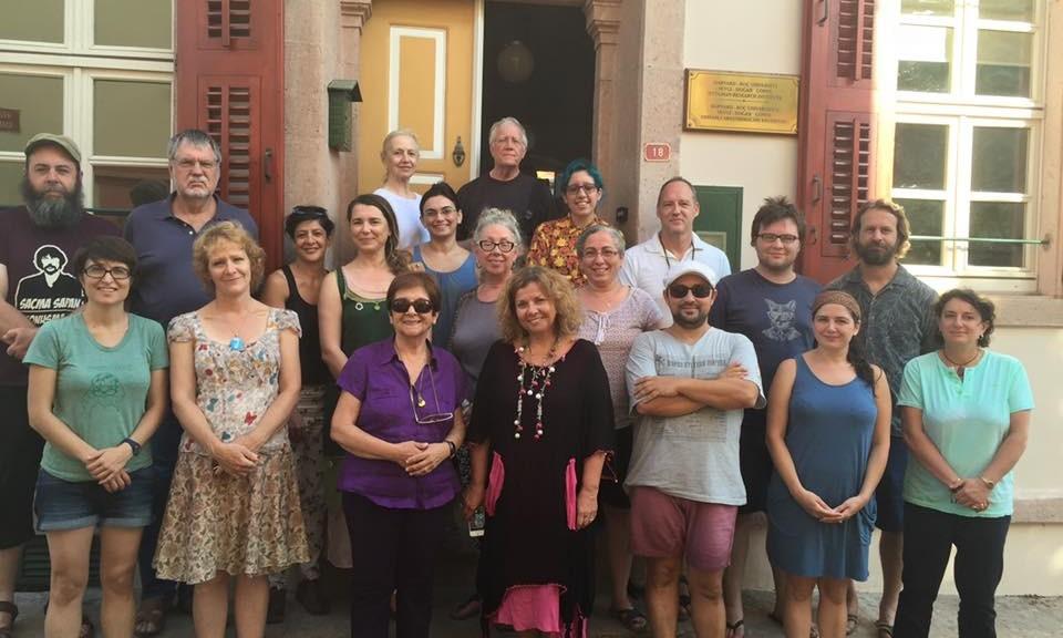 2015 Workshop Group Photo